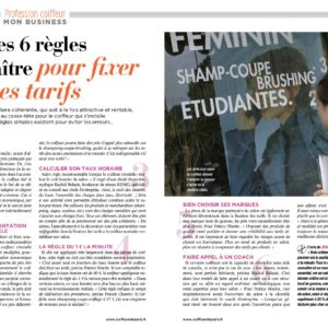 Article sur le business de la coiffure par RBMG