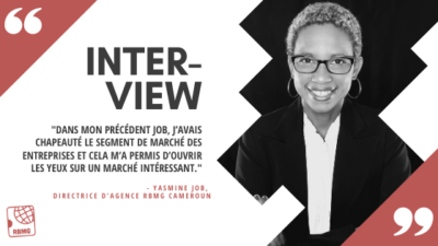 INTERVIEW YASMINE JOB RBMG CAMEROUN